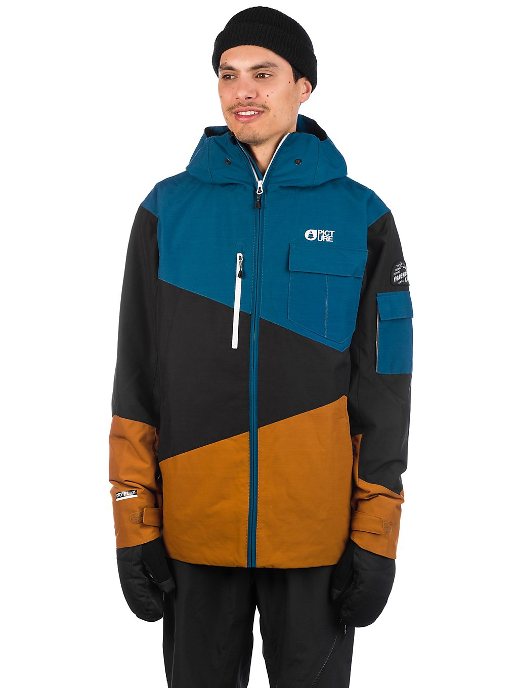 Picture Styler Jacket b camel