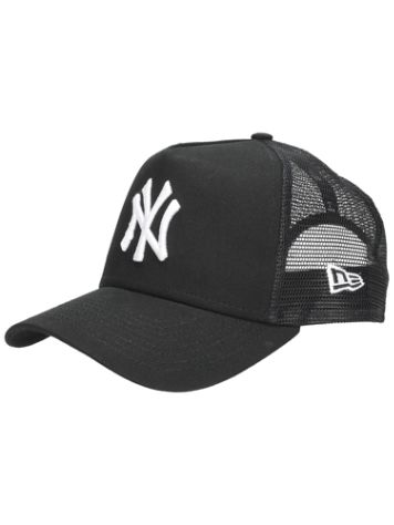 New Era NY Yankees League Essential Trucker Cap