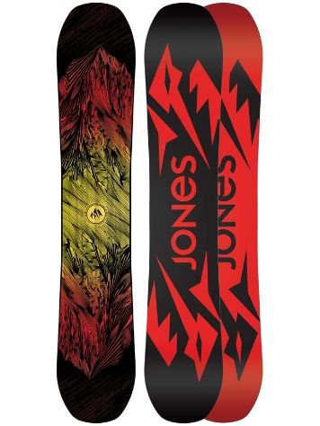 Jones Snowboards Mountain Twin 160 2020 Snowboard
