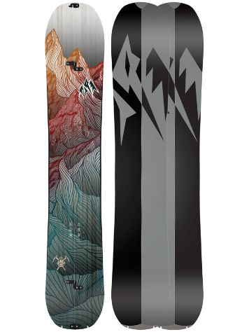 Jones Snowboards Solution 158 Splitboard 2020