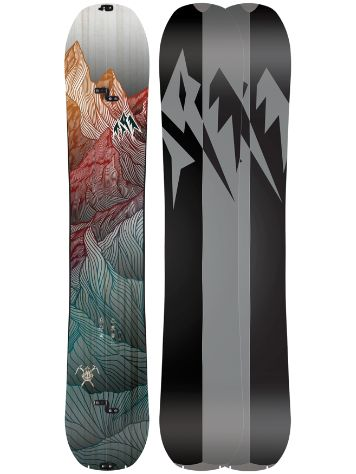 Jones Snowboards Solution 161 2020