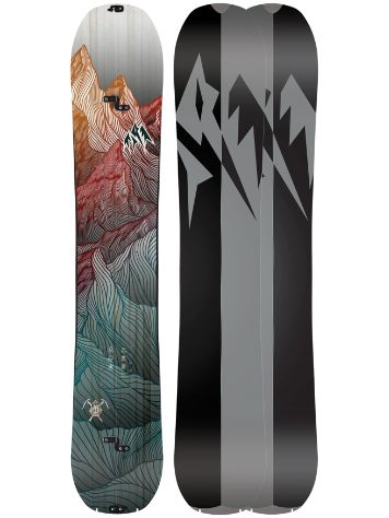 Jones Snowboards Solution 169W 2020