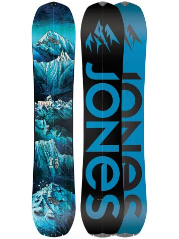 Jones Snowboards Frontier Split 161W 2020