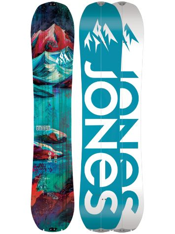 Jones Snowboards Dream Catcher 154 Splitboard 2020 Splitboard