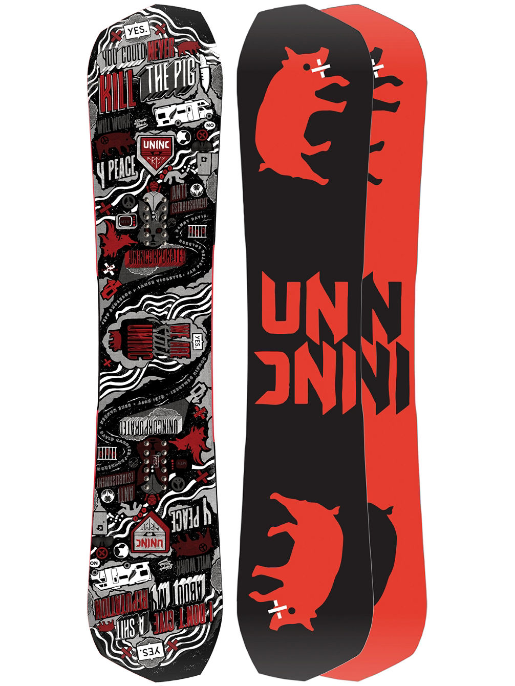 Greats Uninc 151 2020 Snowboard