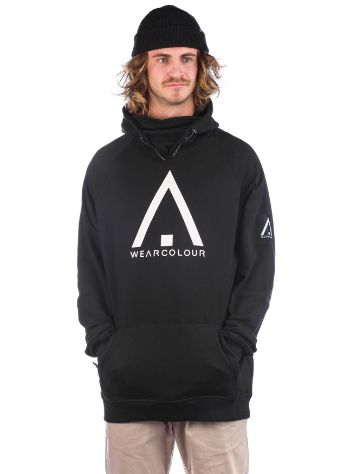 WearColour Bowl Riding Hoodie