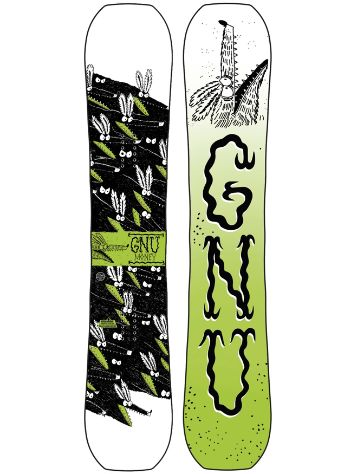 Gnu Money C2E 156 2020 Snowboard
