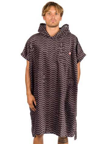 After Waves Surf poncho