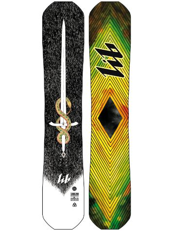 Lib Tech Travis Rice Pro HP C2 155 Snowboard