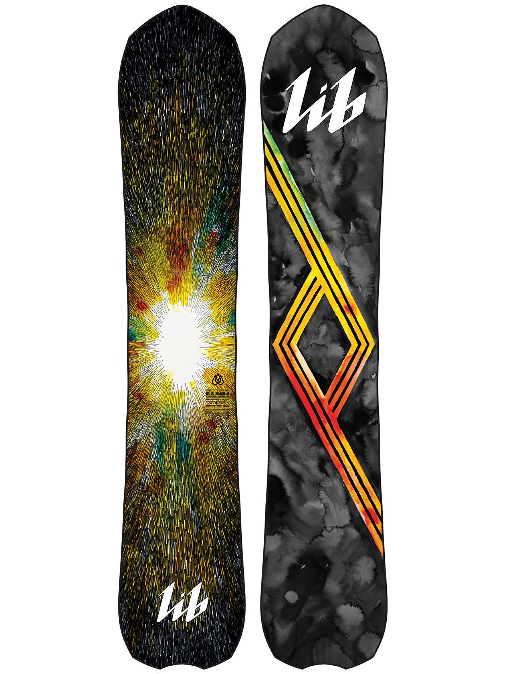Travis Rice Goldmember FP C2X 157 2020 Snowboard