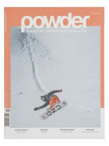 Pleasure Pleasure Powder Special 2018/19 Magazin