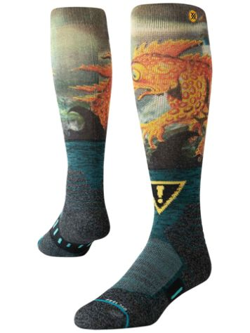 Stance Lizard Lou Tech Socks