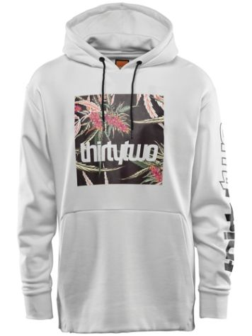 ThirtyTwo Boxer Graphic Felpa con Cappuccio