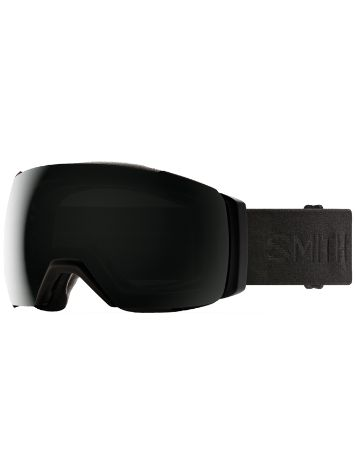 Smith IO Mag XL Blackout (+ Bonuslens) Maschera