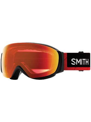 Smith IO Mag S X TNF Red (+ Bonuslens) Masque