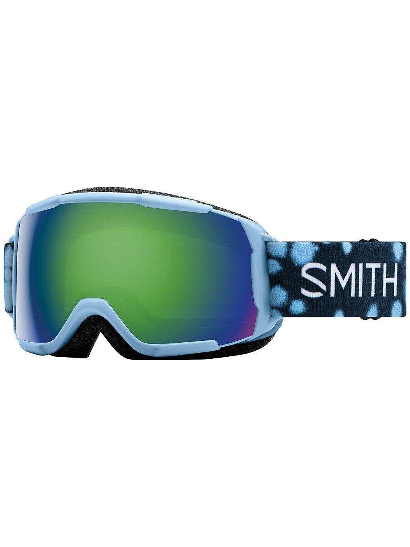 Smith Grom Smokey Blue Dots green solex sp af