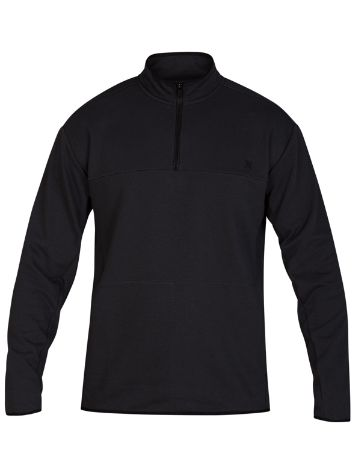 Hurley Dri-Fit Natural Track Quater Zip Fleece
