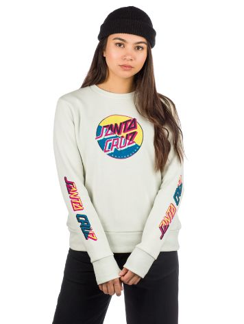 Santa Cruz Dot Blocker Crew Sweater