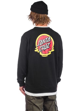 Santa Cruz Dot Reflection Crew Sweater