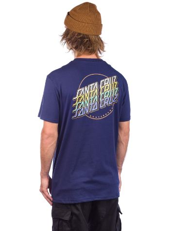 Santa Cruz Multi Strip T-Shirt