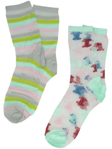 Santa Cruz Screened Socks