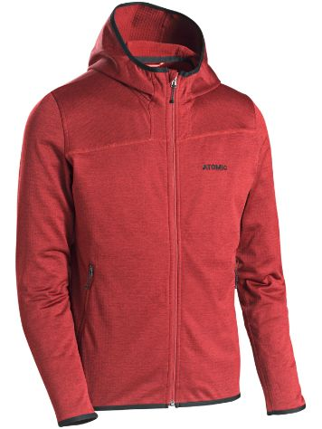 Atomic Hooded Micro Fleece Jacket