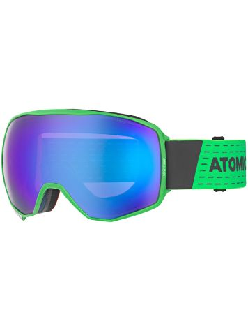 Atomic Count 360Ð HD Green/Grey Goggle