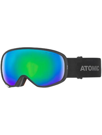 Atomic Count S 360Ð HD Black Goggle