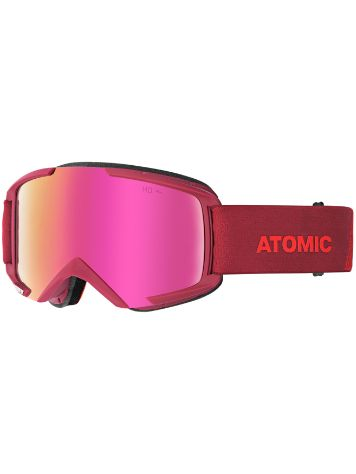 Atomic Savor HD Red Goggle