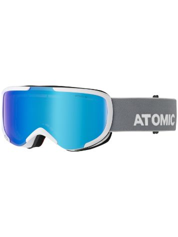 Atomic Savor S Stereo White Goggle