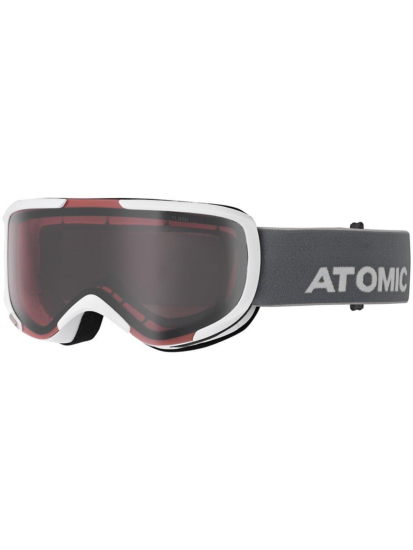 Atomic Savor S White silver flash