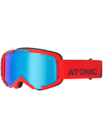 Atomic Savor Stereo Red Goggle