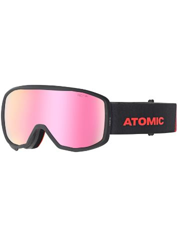 Atomic Count HD Black/Red Goggle