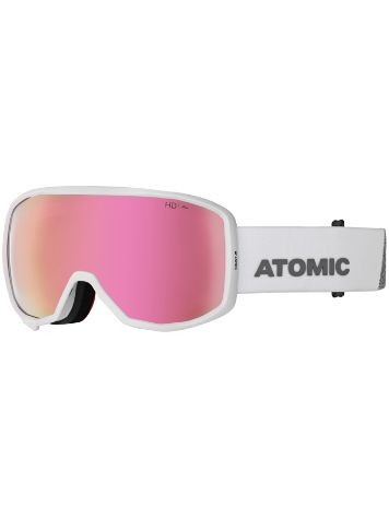 Atomic Count HD White/Grey Goggle