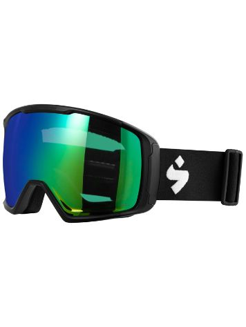 Sweet Protection Clockwork MAX RIG Matte Black Goggle