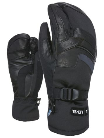 Level Ranger Trigger Leather Mittens
