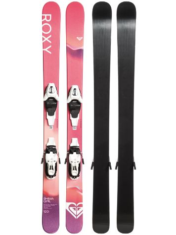 Roxy Shima 140 + Easytrak L6 GW 2020 You Set Freeski