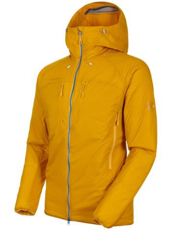 Mammut Rime In Flex Hooded Giacca
