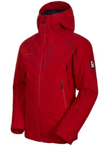 Mammut Scalottas Hs Thermo Hooded Giacca