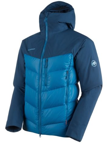 Mammut Rime Pro In Hybrid Hooded Jacke