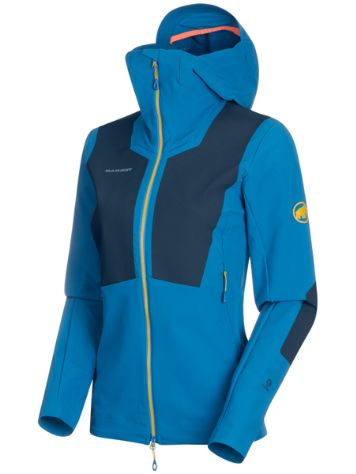 Mammut Aenergy Pro Hooded Fleecejacke