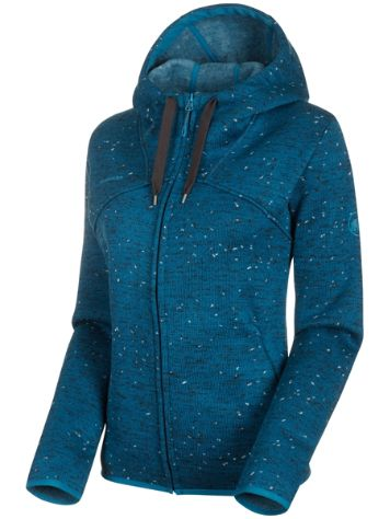 Mammut Chamuera Hooded Ml Fleecejacke