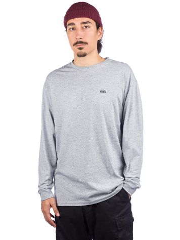 Vans Left Chest Hit Long Sleeve T-Shirt