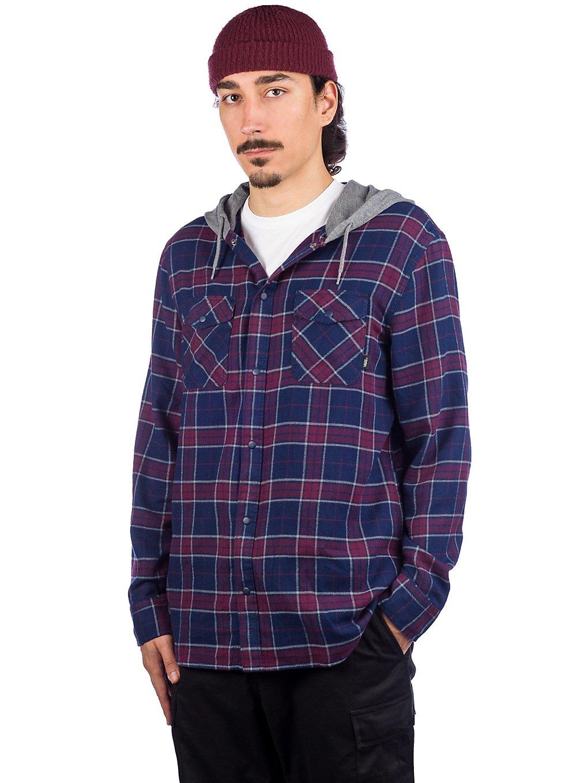 Vans Parkway Shirt dress blues