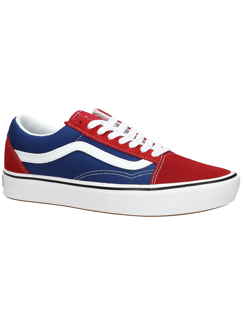 ComfyCush Old Skool Two-Tone Sneakers