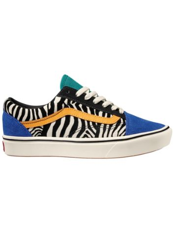 Vans ComfyCush Old Skool Zebra Sneakers