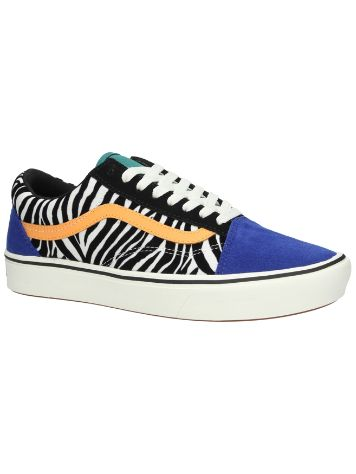 Vans ComfyCush Old Skool Zebra Zapatillas Deportivas
