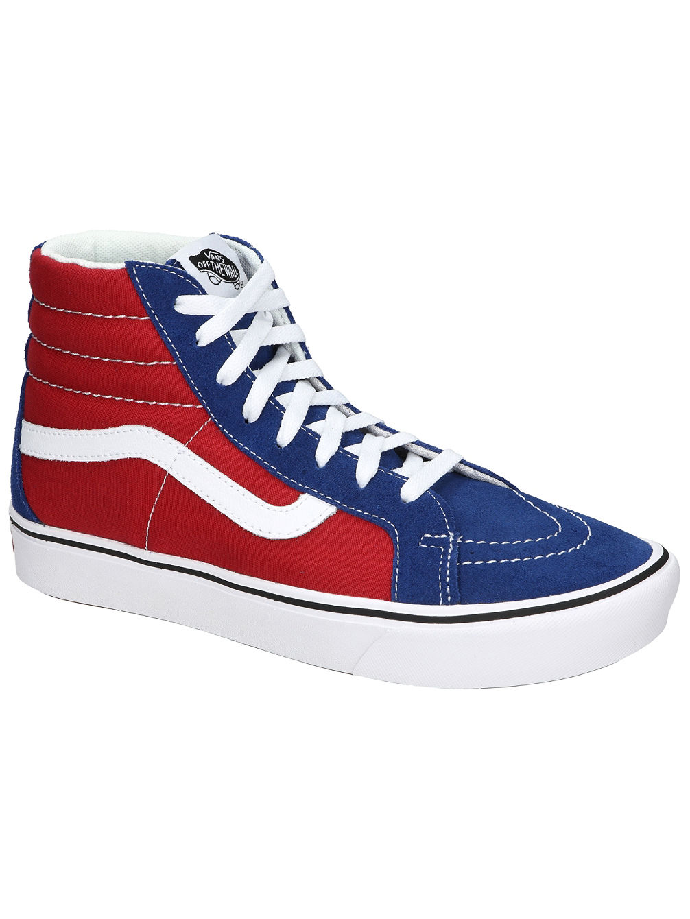 Comfycush Sk8-Hi Reissue TwoTone Sneakers