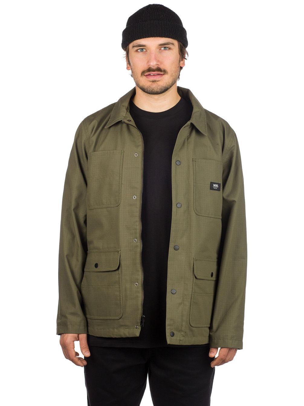 806dd77e Drill Chore Coat Lined Jacket