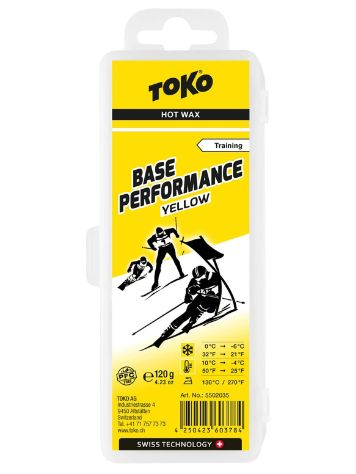 Toko Base Performance yellow 120g Wax